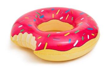 【美國BIGMOUTH】造型泳圈 草莓甜甜圈款 ((團購省運費)) 0