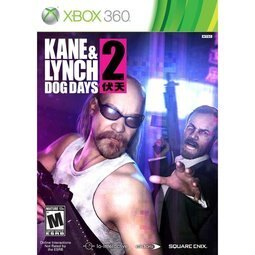 XBOX 360 喋血雙雄2:伏天 Kane & Lynch 2 Dog Days-英文美版-