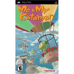 PSP 我們的塊魂 Me and My Katamari -英文美版-