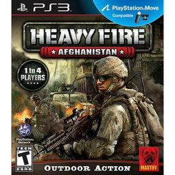 PS3 重裝火力戰火紛飛:阿富汗 Heavy Fire:Afghanistan(相容Move) -英文美版-