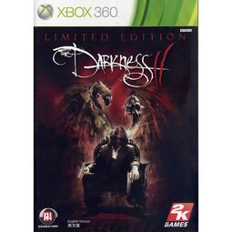 XBOX 360 黑暗領域2 限定版 Darkness 2 Limited Edition -英文亞版-