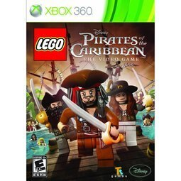 XBOX 360 樂高神鬼奇航 LEGO Pirates of the Caribbean -英文美版-