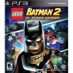 PS3 樂高蝙蝠俠 2:DC 超級英雄 Lego Batman 2:DC Super Heroes -英文美版-