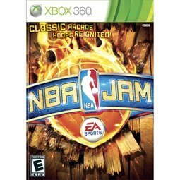 XBOX 360 NBA JAM 灌爆王-英文美版-