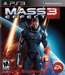 PS3 質量效應3 Mass Effect 3 -英文美版-