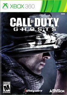 XBOX 360 決勝時刻:魅影(含地圖) -英文版- Call of Duty COD Ghosts