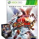XBOX 360 快打旋風X鐵拳 特別版(附電玩機台存錢筒與寶石) Street Fighter X Tekken-英日文美版-
