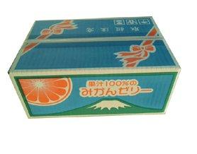 有樂町進口食品 日本進口 團購人氣商品 AS水果箱果凍 蜜橘 552g/23粒 J150 4905491257918