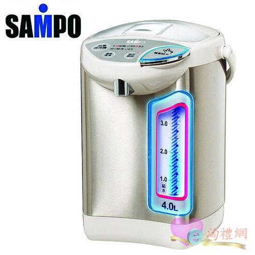 淘禮網     KP-YB40M  聲寶SAMPO4公升電動熱水瓶