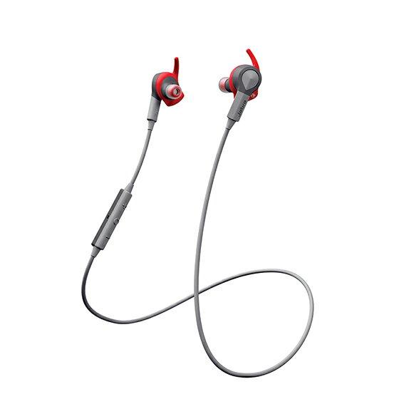 《育誠科技》『Jabra Coach Wireless 紅色』 運動偵測藍芽藍牙耳機/耳道式/另售Jabra ROX