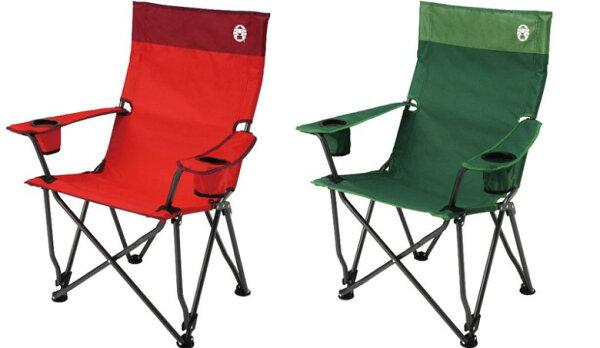【露營趣】中和 美國 Coleman 極致品味 高背紓壓椅 附收納袋 大川椅 鋁合金休閒椅 導演椅 摺疊椅 CM-0504 CM-0503