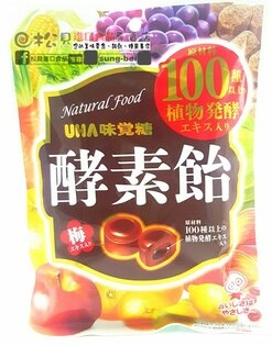 味覺酵素糖(梅子)126g【4902750839977】