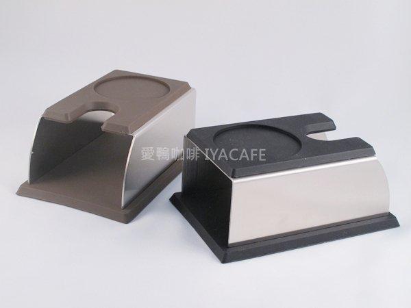 《愛鴨咖啡》轉角墊 填壓器 填壓座 咖啡墊 壓粉墊 防滑填壓墊 (限量促銷)