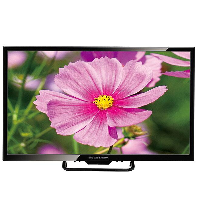 【SANLUX台灣三洋】20吋LED背光液晶顯示器+視訊盒/SMT-32MV7+STU-MV3