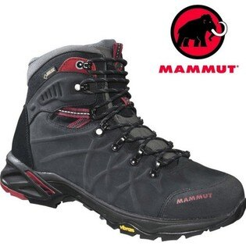 Mammut 長毛象 登山鞋/登山靴 Mercury Advanced High II GT 男款 防水登山鞋 3020-04430