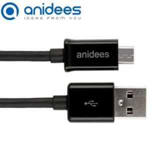 anidees micro USB傳輸/充電線 1.2M