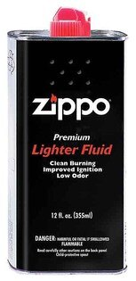Zippo  打火機油/懷爐油/原廠打火機專用補充油/懷爐專用油 大罐裝 12OZ/355ml 3165
