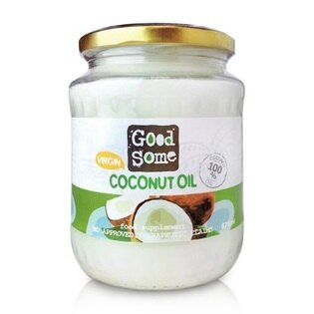 【小資屋】GoodSome第一道冷壓椰子油(675ml)2018.3.28