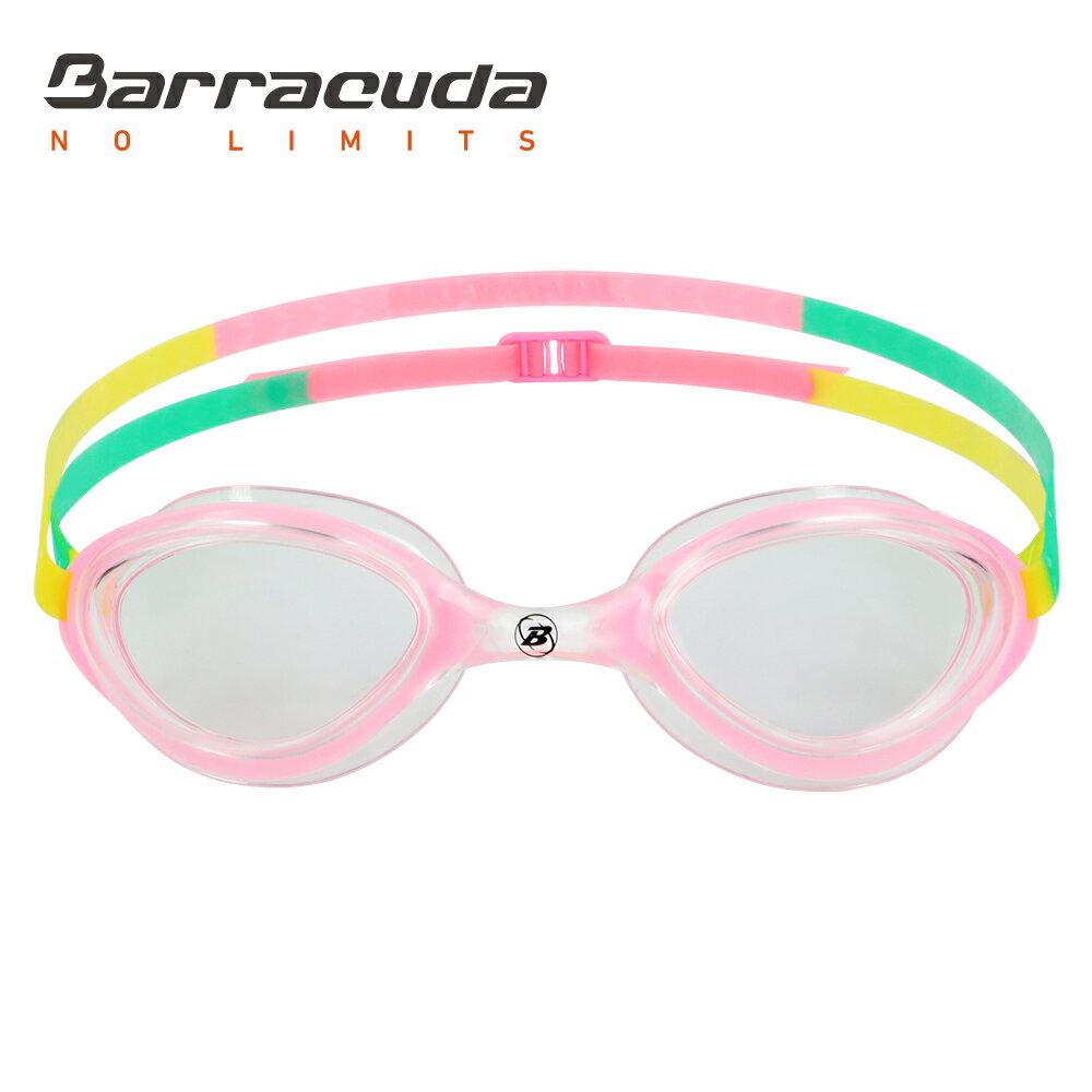 美國巴洛酷達Barracuda成人抗UV防霧泳鏡 AQUABELLA #35955 5