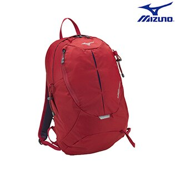 A3JD600462﹝紅﹞18UP 休閒風背包【美津濃MIZUNO】