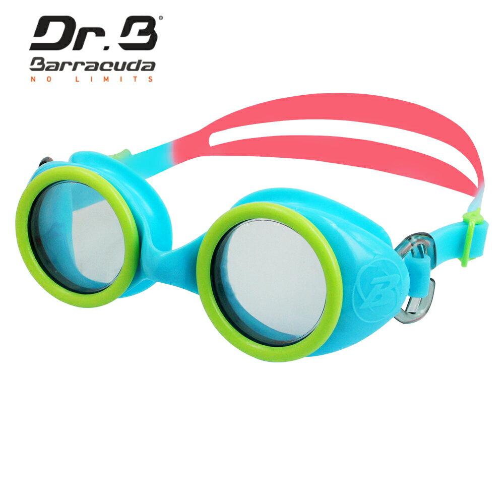 美國巴洛酷達Barracuda光學度數泳鏡巴博士Dr.B#91395 WIZARD 0