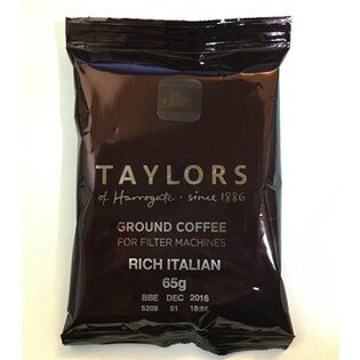 Taylors Rich Italian英國泰勒義式深焙研磨咖啡(65克)