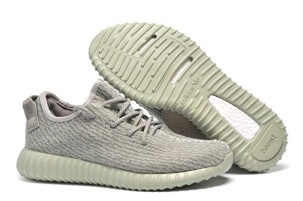 Adidas Originals Yeezy Boost 350系列 情侶運動鞋慢跑鞋(卡其綠36-45)