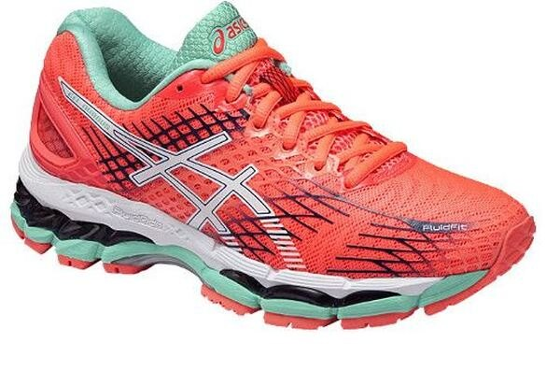 (25CM出清)  ASICS 亞瑟士 女慢跑鞋 LADY GEL-NIMBUS 17-wide 寬楦 TJG393-0601 [陽光樂活]