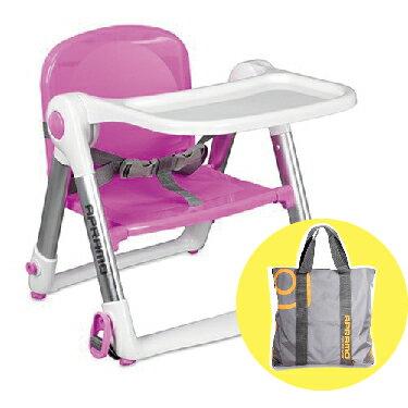 【贈原廠兩用提袋】英國 Apramo QTI Flippa 摺疊式兒童餐椅-7色 3