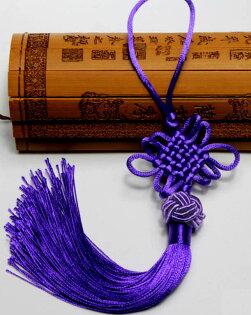 中國結吊飾批發(流蘇菠蘿頭款) ~ 客廳汽車包包裝飾吊飾中秋節節慶佈置