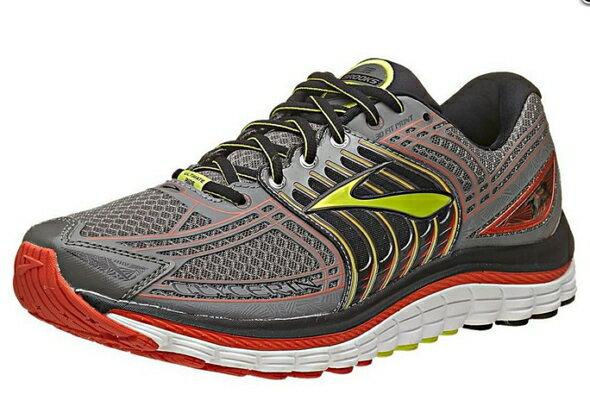 (特價) BROOKS 美國布魯斯SUPER DNA GLYCERIN 12 男款避震頂級慢跑鞋 BK1101671D024