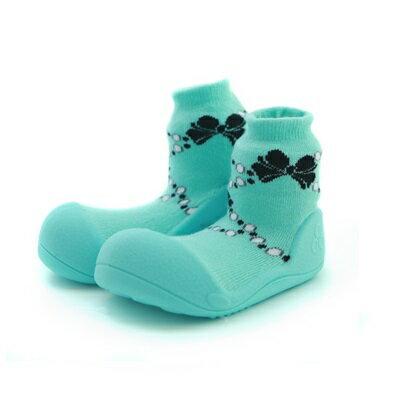 【本月特價$599】韓國【Attipas】快樂腳襪型學步鞋-蒂芬妮貴婦 - 限時優惠好康折扣