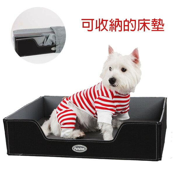 【小樂寵】PetsInn折疊式便利收納床墊(附收納帶)
