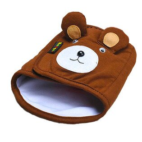 【小樂寵】立體小熊造型禮貌帶