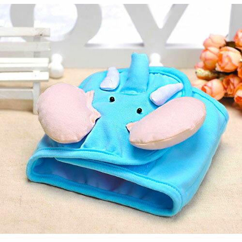 【小樂寵】立體大象造型禮貌帶