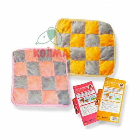 【小樂寵】Kojima 16格發聲器長形細絨飛毯玩具