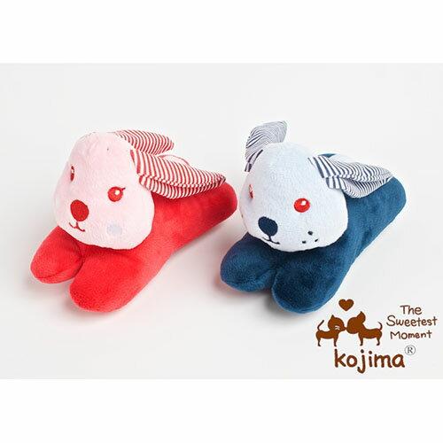 【小樂寵】單色條紋趴趴兔發聲玩具