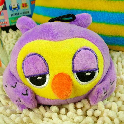 【小樂寵】愛睡貓頭鷹發聲玩具