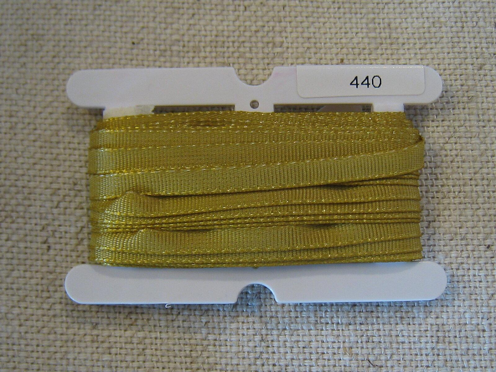 Petals緞帶刺繡- 橫紋帶 3.5mm (十九色) 6