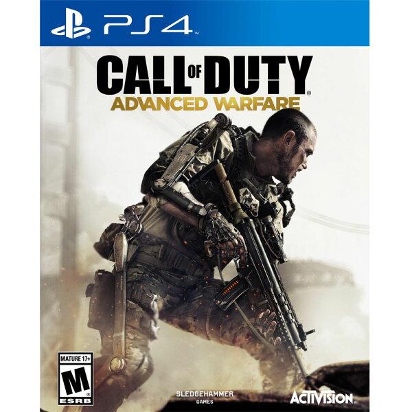 PS4 決勝時刻:先進戰爭 英文美版 Call of Duty: Advanced Warfare