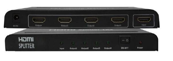 AviewS-HDMI 4PORT分配器/PSTEK HSP-5024 0