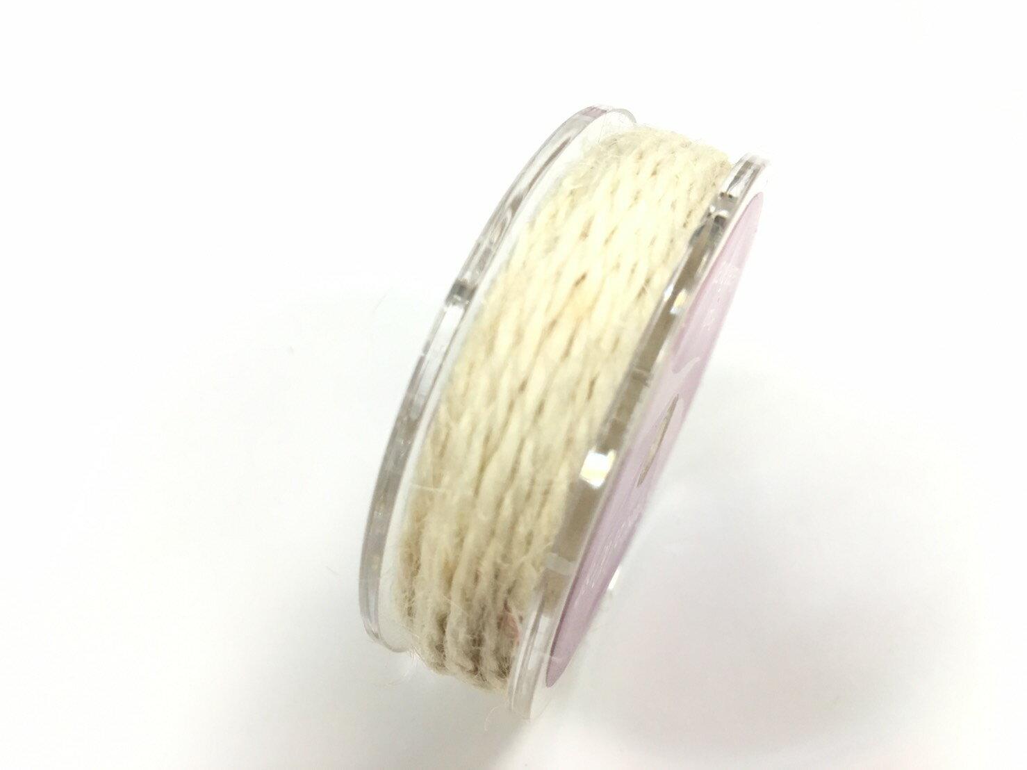 【Crystal Rose緞帶專賣店】單色素麻繩 2mm 5碼裝 (15色) 5