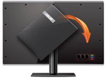ASUS E510-I34160T0054    更高工作效率和繪圖品質的纖薄型迷你電腦  I3-4160/4GB/1TB 2.5in/WIN8 DG WIN7 Pro 64bit/65W/3-3-0