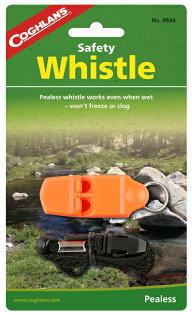【鄉野情戶外用品店】 COGHLAN'S |加拿大| Safety Whistle 緊急安全哨/求生哨/0844
