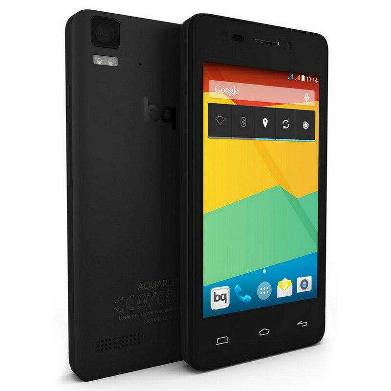 BQ AQUARIS E4 8GB. TELEFONO LIBRE 0