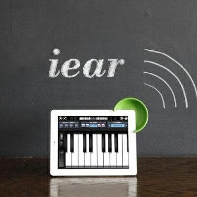 New ipad 音箱 音響 iear iPad2擴音器 ipad配件 創意