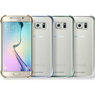 Samsung Galaxy S6 edge 原廠輕薄防護背蓋 薄型透明背蓋