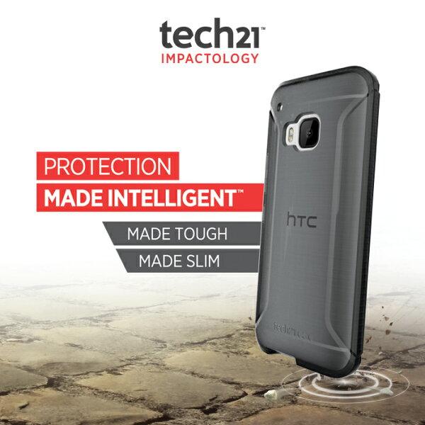 Tech21 英國超衝擊 HTC ONE M9 / M9S 防撞軟質保護殼 手機殼 免運費