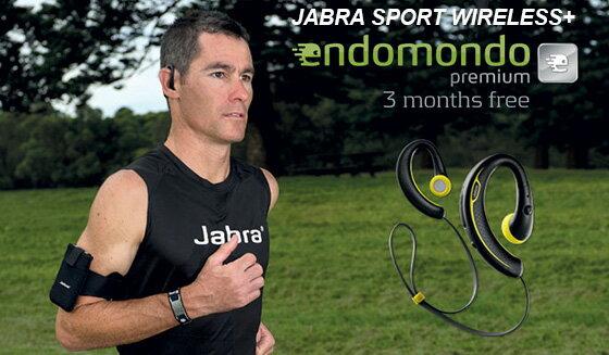 Jabra SPORT WIRELESS+ 躍動藍牙耳機 藍芽耳機 0利率+免運費