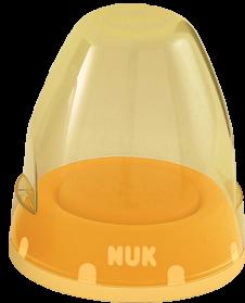 『121婦嬰用品館』NUK 寬口奶瓶旋轉蓋組 1